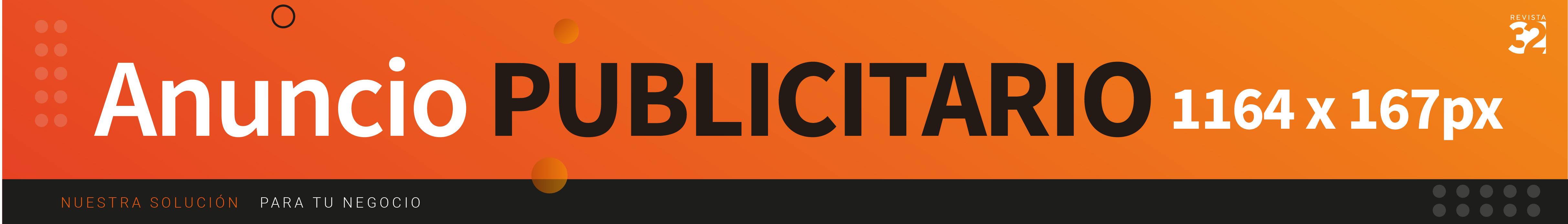 Banner 1164 x 167- Ejemplo